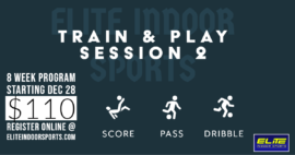 Train and Play Winter Session #2