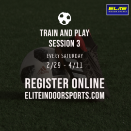 Train and Play Winter Session #3