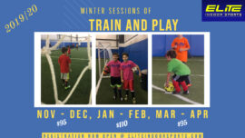 Train and Play Winter Session #1